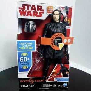Star Wars Interactech Kylo Ren Figure